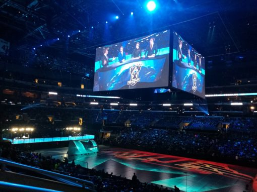 Esport - une industrie à 1 milliard